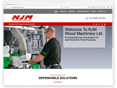 NJM Machinery Ltd.