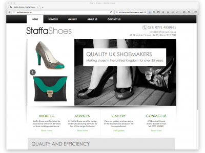 Staffa Shoes